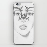 Catwoman iPhone & iPod Skin