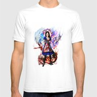 T-shirt featuring Alice Madness Returns by Ururuty