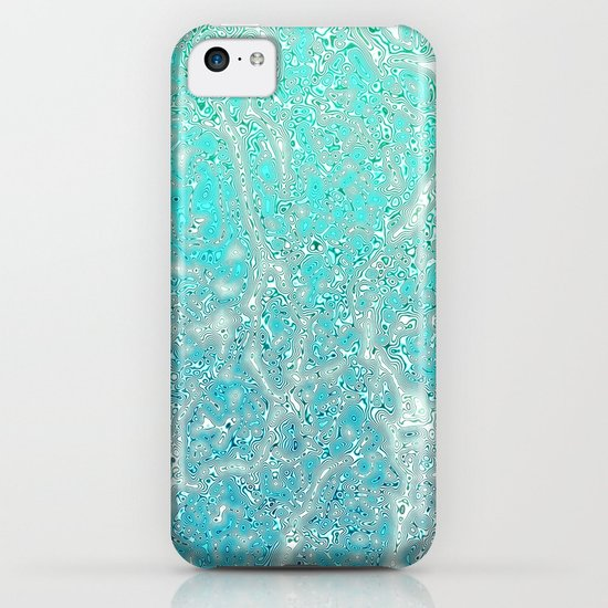 Ocean Whirl iPhone & iPod Case