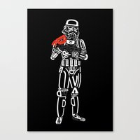 sanstrooper Canvas Print