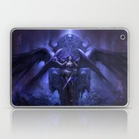 Black Angel Laptop & iPad Skin