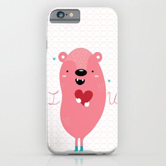 I heart u iPhone & iPod Case