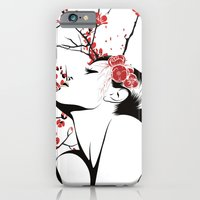 iPhone & iPod Case featuring Waiting for You by DesignDinamique
