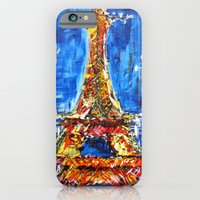 J'adore Eiffel iPhone 6 Slim Case