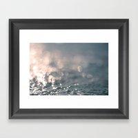 Sirensong Framed Art Print