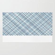 Weave 45 Blues Rug