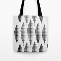 native bling (monochrome series) Tote Bag
