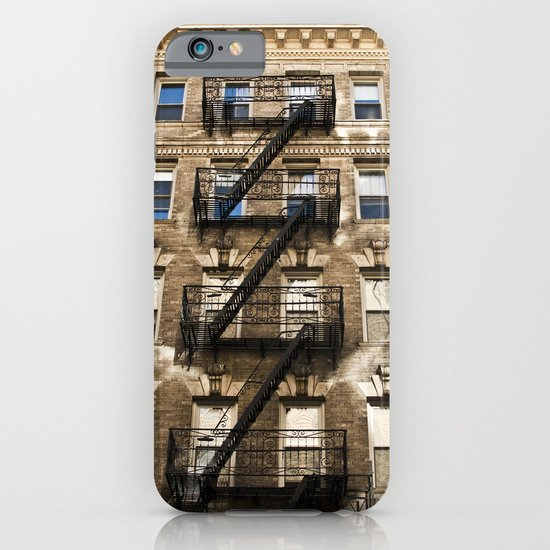 Alphabet City iPhone & iPod Case