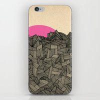 - Obscure The Pink Shade… iPhone & iPod Skin