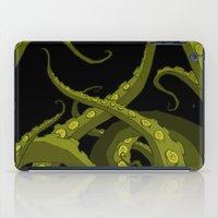 Subterranean Green iPad Case