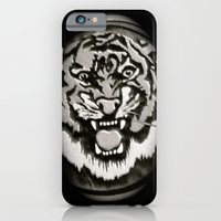 iPhone & iPod Case featuring LSU Tiger by Amanda Thomas