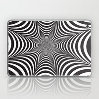Optical illusion Laptop & iPad Skin