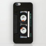 Classic Retro Sony Casse… iPhone & iPod Skin