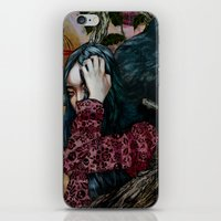 'You can keep me in one of your cages and mock my loss of liberty' iPhone & iPod Skin