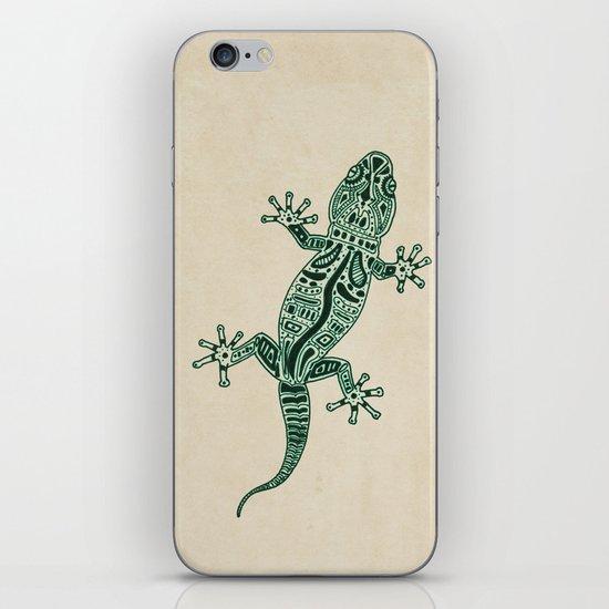 Ornate Lizard iPhone & iPod Skin