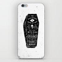 Poison iPhone & iPod Skin