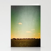 Of the Field Stationery Cards
