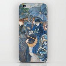 The Umbrellas by Renoir iPhone & iPod Skin