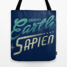 Earth Sapien Tote Bag