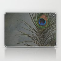 Peacock Morning Laptop & iPad Skin