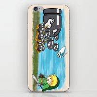 Link Boom iPhone & iPod Skin
