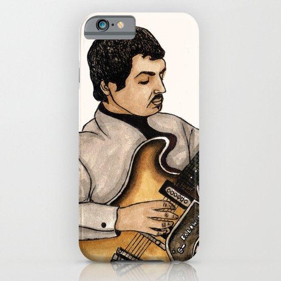Lenny Breau iPhone & iPod Case