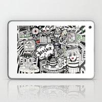 Beatnik Laptop & iPad Skin
