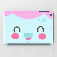 Just Smile iPad Case