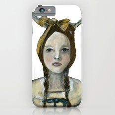 Woodland Girl II iPhone 6 Slim Case