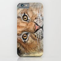 Lion Cub 894 iPhone 6 Slim Case