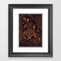 SLY Framed Art Print
