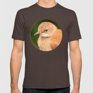 T-shirt featuring Brown Bird - Furnarius R… by Julio O. Herrmann
