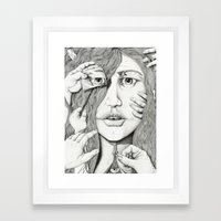 050912 Framed Art Print