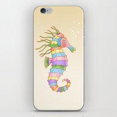 Crayon Ponyfish iPhone & iPod Skin