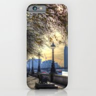 River Thames Path iPhone 6 Slim Case