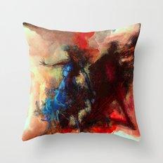 Renk Kuşağı Throw Pillow