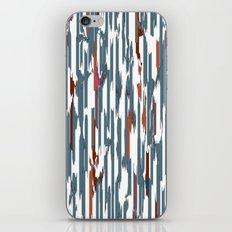 Autumn Lines iPhone & iPod Skin