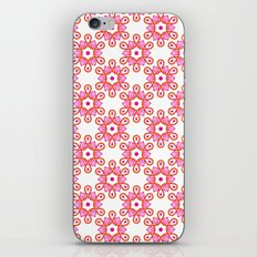 Citrus Morning Mandala iPhone & iPod Skin