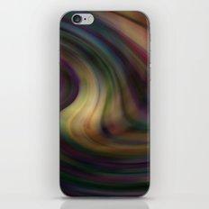 Melting chaos iPhone & iPod Skin
