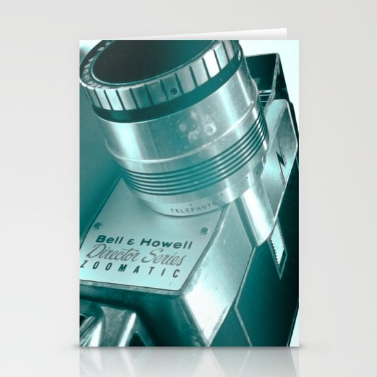 Bell & Howell Stationery Card