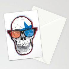 The 3D Star Punk Stationery Cards