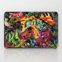 Just another day in the jungle iPad Case