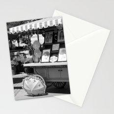 Artist Wagon Stationery Cards