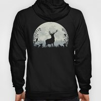 King Of The Forest Hoody