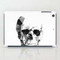 Crystal Skull iPad Case