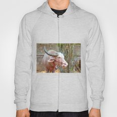 The Albino Buffalo Hoody