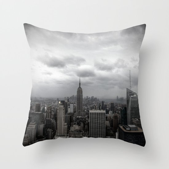 NYC Throw Pillow