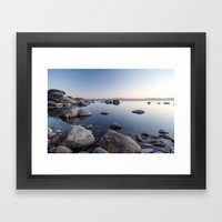 Lake Tahoe 1 Framed Art Print