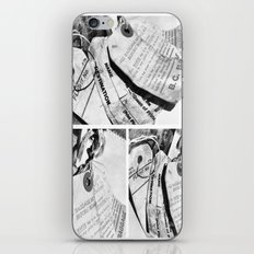 World Traveler iPhone & iPod Skin