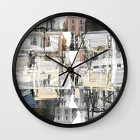 Fleeting About The Teem … Wall Clock